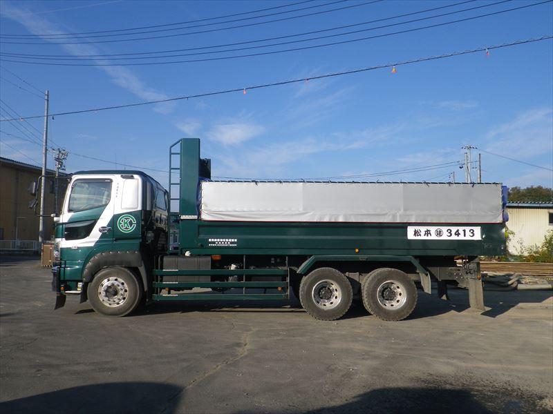 ダンプトラック(10tロング)_R